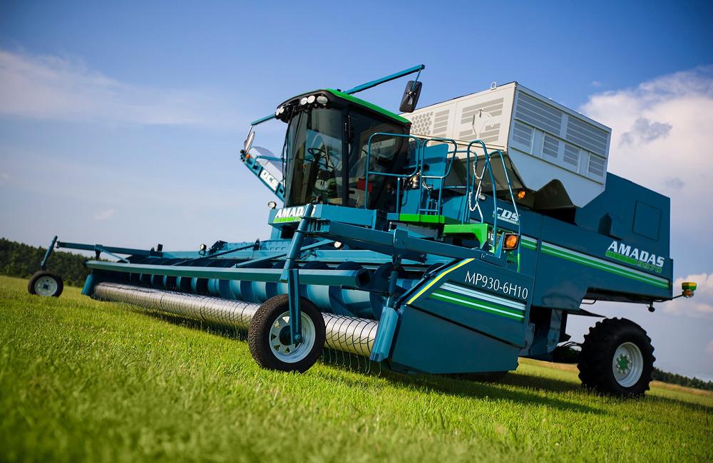 Amadas Tractor