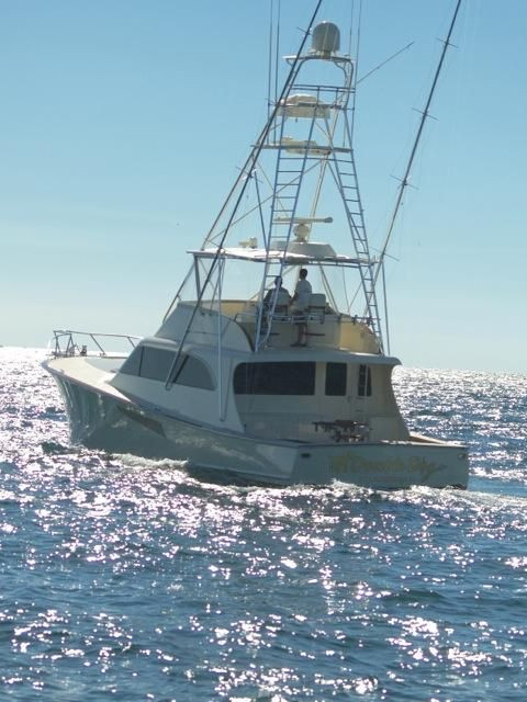 Hines-Farley Yacht