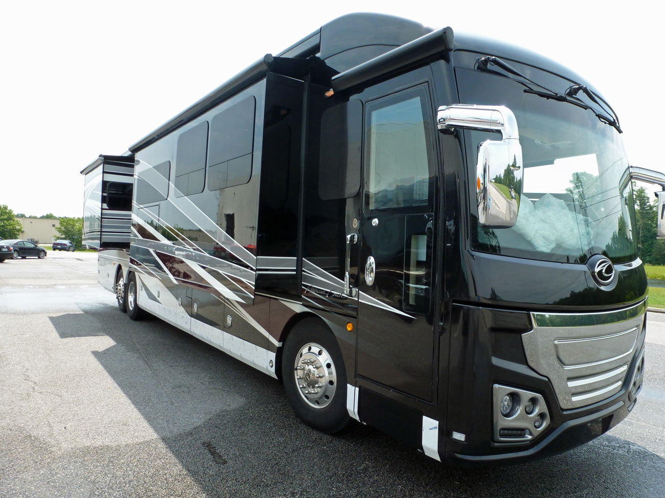 2017 american eagle 45c featherlite coaches for Motor and vehicles near me